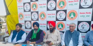 Farmers angry over govt notices, closure of roads