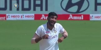 Bumrah scalps 1st Test wicket in India as Eng reach 67/2 at Lunch