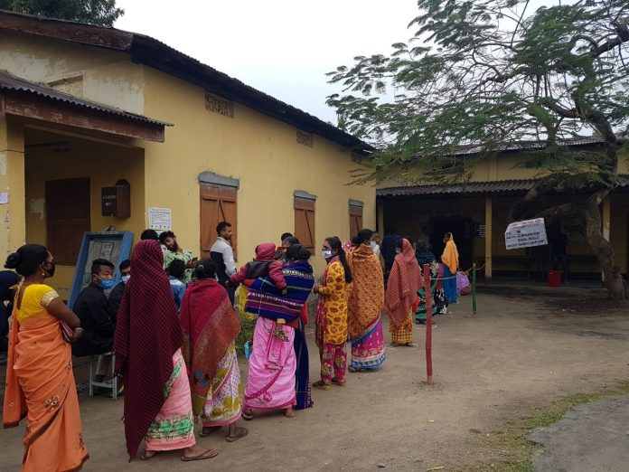 Assam geared up for final phase of polling on 40 seats