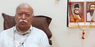 Month after jab, RSS chief Bhagwat tests Covid positive