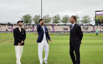 WTC final: New Zealand win toss, elect to bowl