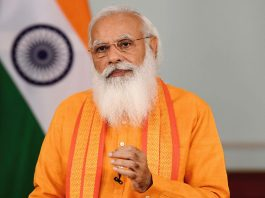 Yoga remains ray of hope in Covid-hit world, says PM Modi