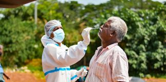 India records 30,093 Covid Positive Cases; 374 fatalities
