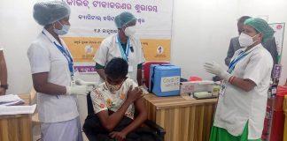 Delhi: Senior citizens dominated vaccination drive