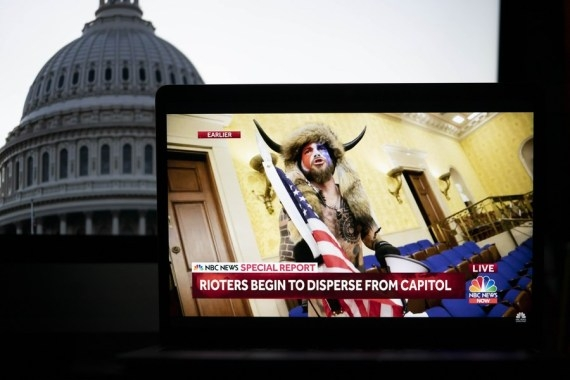 'US Capitol attack shows impact of hatred by political leaders'