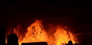 7 killed in Kolkata multi-storeyed building fire