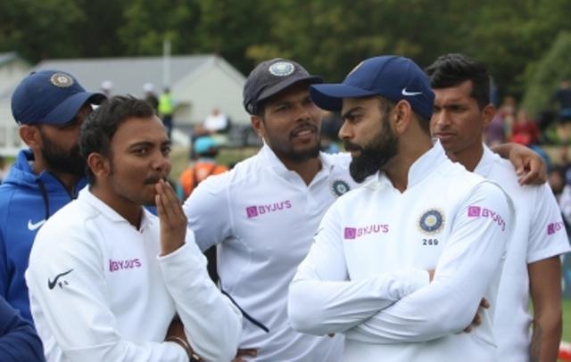 India retain top spot in ICC Test rankings