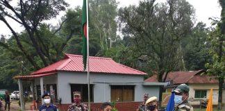 BSF returns B'desh teenager who strayed into India
