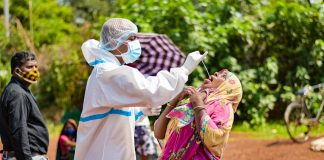 Few Coastal districts in Odisha still report high number of Covid Positive Cases