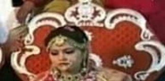 Khushi minor bride of Bikru accused