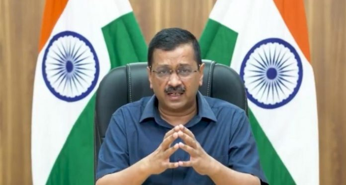 Polling booths in Delhi to be turned into vax centres: Kejriwal