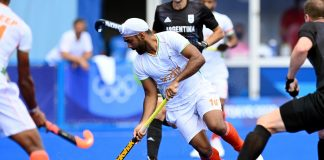 India beats Argentina 3-1 in Men's Hockey Group Match to reach quarter final