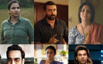 'Ludo', 'Sherni', 'Soorarai Pottru' bag top nominations at Indian Film Festival of Melbourne