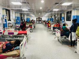 Child tests positive for scrub typhus in Delhi hospital