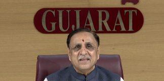 Gujarat CM Rupani resigns ahead of the end of term