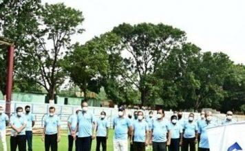 Rourkela Steel Plant participates in Fit India Freedom Run