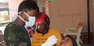 India reports 18,132 fresh Covid-19 Cases; 193 deaths