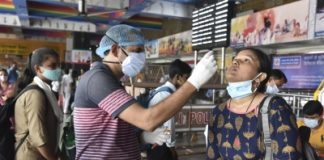 India records 18,833 fresh Covid cases, 278 deaths
