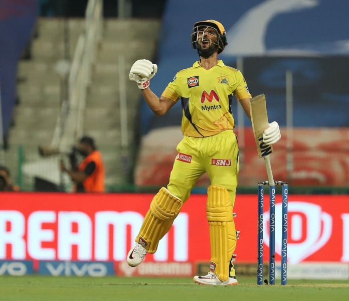 Gaikwad willing to bat 20 overs gives me confidence: Dhoni