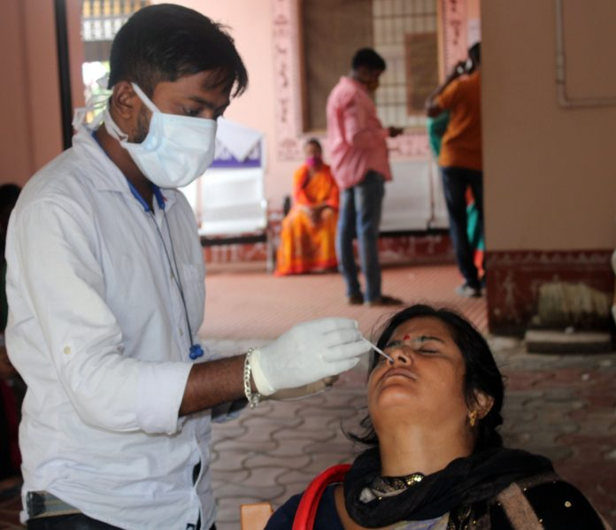 India logs 15,823 new Covid cases, 226 deaths in a day